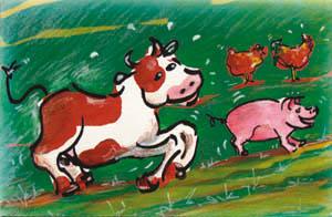 fete-de-l-agriculture-illustration
