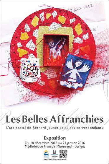 les-belles-affranchies-exposition-art-postal-bernard-jeunet-mediatheque-graphiste-communcation-bretagne-2